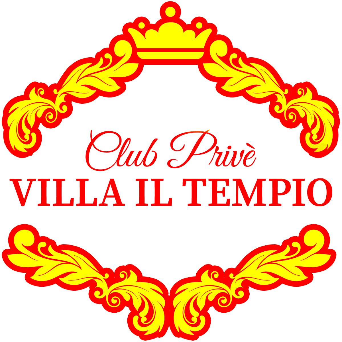 Villa Il Tempio Club Privè